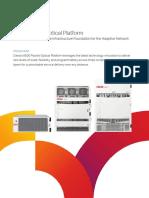 6500 Packet Optical Platform PB