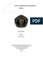 MAKALAH - PENGEMBANGAN SISTEM MANAJEMEN BIAYA.docx