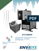 Vibration Test Chambers