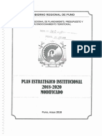 Plan Estrategico Institucional 2018-2020 modificado.pdf