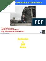 Modulation & QAM BasicsWith Audio