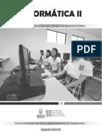 Sacar Algor Para Regulariz - InFO II 2017-1