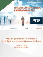 SAuv Atelier 4 14h Intelligence Eco en Pratique RI Nov16