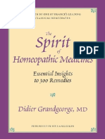 Spirit of Homeopathic Medicines_ Essential Insights to 300 Remedies.pdf