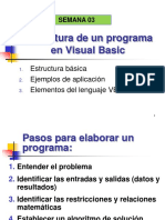 3ra Estructura de Un Progra 2014B II
