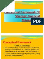 80337936 Conceptual Framework of Strategic Financial Management