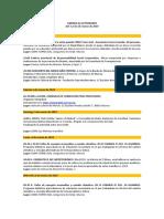 Agenda de Actividades Destacadas. Del 1 al 15 de marzo de 2019. Fundación Caja Mediterráneo