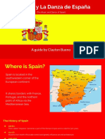 the music and dance of spain