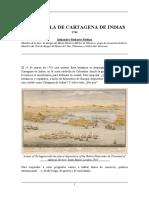 La Batalla de Cartagena de Indias 1741