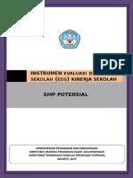 3. Instrumen Eds Kinerja Smp-2015