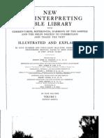 Self Interpreting Bible Vol 1