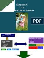 Parenting Dan Pendidikan Dirumah Al Hijrah