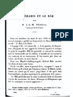 Les Behahis et le Bab par A.-L.-M. Nicolas.pdf