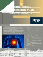 Aeromedical Evacuation Recommendation STEMI