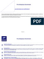 Small Business - Free Employee Downloads