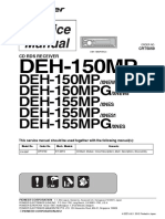 [DIAGRAM_09CH]  DEH-150MP: DEH-150MP DEH-150MPG DEH-155MP DEH-155MP DEH-155MPG | Laser |  Hertz | Wiring Diagram For A Pioneer Deh 150mp |  | Scribd