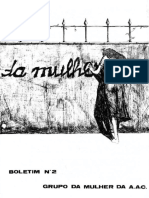 1978 03 XX a Boletim Grupo Mulher AAC Nº 2