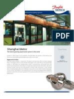DS Case Shanghai MetroStation