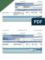 System Development Invoice - Audit Tool