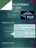 DECRETO SUPREMO N° 2255 (7).pptx