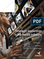 ENG Strategic Leadership in Media Industri - Sept07
