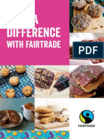 Recipe Book - Fairtrade Fortnight 2019