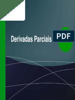 Derivadas parciais - EDP