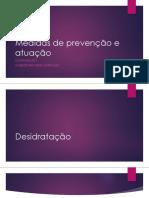 7º Medidas de Prevenção e Atuação # Continuação