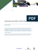 Australia and SAR- A Road Map