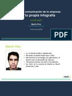Crea tu propía infografía - Martín Polo - NextU