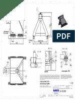 RAWIE Fixed buffer stop with hydraulic buffer
