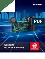 G Drive Engines Weichai Oman Muscat