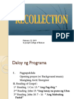 Recollection Module for Graduating Class.pptx
