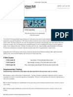 ASTM F1554 - Portland Bolt
