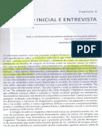 Avaliação Inicial e Entrevista (cap 4 TERAPIA DO ESQUEMA EMOCIONAL).pdf