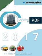 ARTI Annual Report 2017