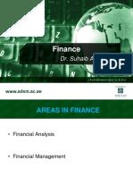 Finance slides
