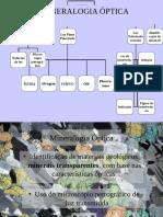 Introdução a Mineralogia Ótica - UPorto 2019