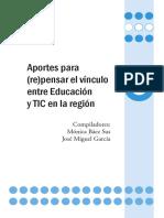 Tiramonti- Claves Para Mirar La Politicas Educativas de La Región