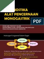 1. SDE Digesti Monogastrik ( Nop 2018)