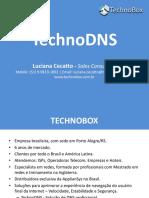 DNS - Technobox Apresentação