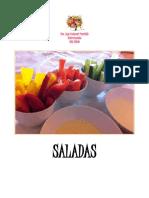Saladas - Várias Receitas Completas