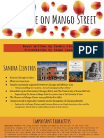The House on Mango Street Presentation