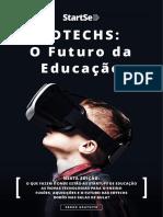 EdTechs  Tecnologia Educação