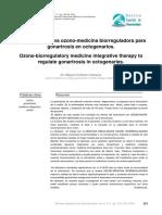 Pie Diabetico - Tratamiento Medico Multi Disciplinario - Ozonoterapia