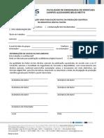 Autorização de Publicação TCC