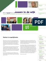 Bruggen Bouwen in de Wijk. Inspirerende voorbeelden van inclusieve wijkinitiatieven