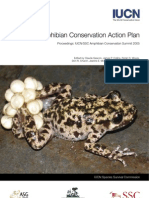 [BOOK] Amphibian Conservation Action Plan
