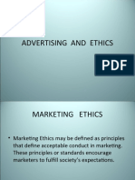 Advertising Ethics(2)
