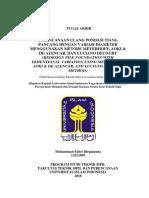 TA Muhammad Fahri Dirgananta 13511099